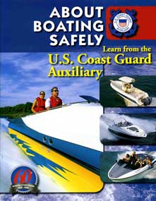 ABS-About Boating Safely Textbook Cover